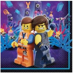 Servítky Lego Movie 2, 33x33cm, 16ks