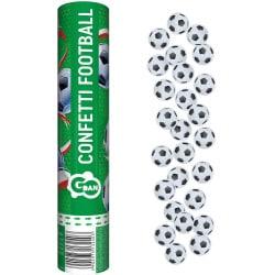 Vystreľovacie konfety futbal, 30cm
