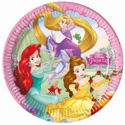 Papierové taniere Princess, 23cm, 8ks