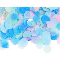 Konfety modro ružový mix, 15g