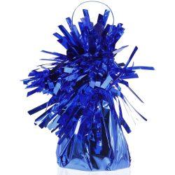 Závažie na balóny modré fóliové, 145g